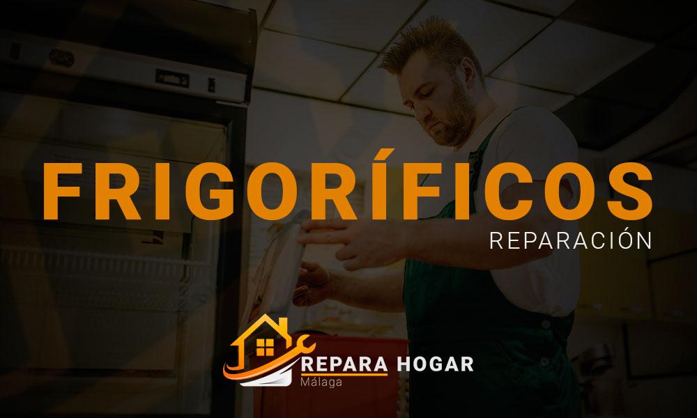 Reparación frigoríficos málaga