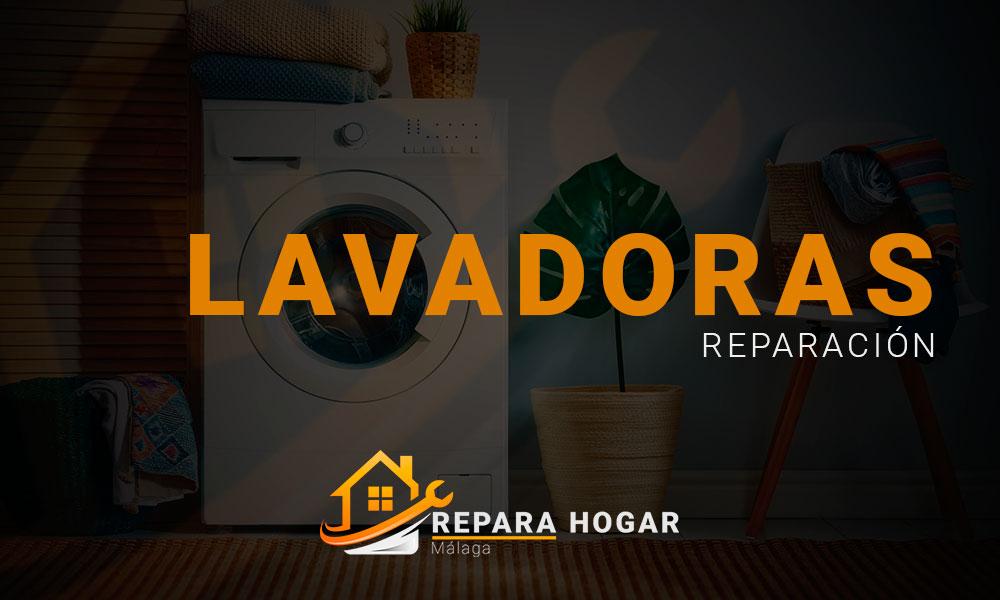 Reparación lavadoras Málaga